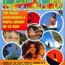 TROPICAL HEAT Screen Savers CD-ROM for Windows - NEW in JC
