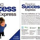 TOPICS: Reading Success Express (Grade K-4) Ages 6-9 CD-ROM Win/Mac -NEW in JBOX
