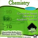 High Achiever Chemistry (Grades 9-12) CD-ROM for Win - NEW in SLV