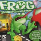 F.R.O.G. (Frantic Rush Of Green) PC CD-ROM for Windows 98/ME/XP - NEW in JC