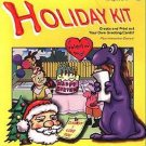 Holiday Kit for Kids (Ages 3-10) CD-ROM for Win/Mac - NEW in SLEEVE