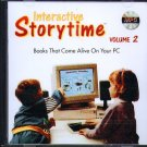 Interactive Storytime Vol. 2 CD-ROM for DOS - NEW in JC