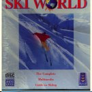 Warren Miller's SKI WORLD CD-ROM for Windows/DOS - NEW in SLEEVE