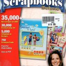 Print Perfect Scrapbooks Deluxe PC-DVD - NEW in SLEEVE