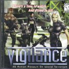 VIGILANCE PC CD-ROM for Windows 95/98 - NEW in SLEEVE