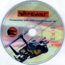 WEREWOLF PC CD-ROM for DOS/Windows 95 - NEW in SLEEVE