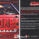 Zone Raiders PC CD-ROM for DOS - NEW in SLEEVE