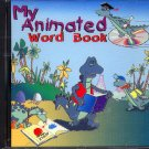 My Animated Word Book CD-ROM for Windows - NEW Sealed JC