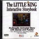 The LITTLE KING Interactive Storybook CD-ROM for Windows - NEW in JC