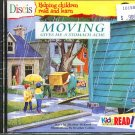 Discis: Moving Gives Me A Stomach Ache (Ages 6-9) CD-ROM for Win/Mac - NEW in JC