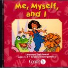 Me, Myself, and I (Ages 4-9) CD-ROM for Win/Mac - RARE! NEW in JC