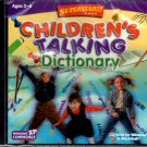 Superstart: Children's Talking Dictionary (Ages 3-6) CD-ROM Win/Mac - NEW in JC