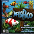 FishCo (Become a Master Fishkeeper) PC-CD Windows XP/Vista/7 - NEW in Jewel Case