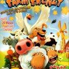 Farm Frenzy PC-CD for Windows XP/Vista - NEW in DVD BOX