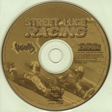 JUGULAR Street Luge Racing PC-CD for Windows 95/98 - NEW in DVD BOX
