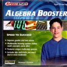 SpeedStudy Algebra Booster (Ages 12+) PC-CD - NEW in JC