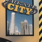 CREATE CITY PC CD-ROM for Windows 95/98/Me/2000/XP - NEW in BOX
