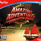 Amazing Adventures: The Forgotten Dynasty CD-ROM for Win/Mac - NEW in Jewel Case