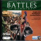 The Great Battles of Hannibal PC-CD for Windows 95/98 - NEW in JC