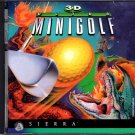 3-D ULTRA MINIGOLF CD-ROM for Windows - NEW CD in SLEEVE