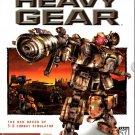 HEAVY GEAR (2 CDs) for Windows 95 - NEW CD in SLEEVE