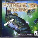 Extreme Fishing 3D PC CD-ROM for Windows 98/ME/XP - New in JC