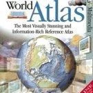 Eyewitness World Atlas CD-ROM for Win/Mac - NEW CD in SLEEVE