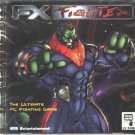 FX Fighter CD-ROM for DOS - NEW CD in SLEEVE