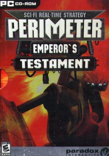 PERIMETER: Emperor's Testament (2CDs) for Windows - NEW in SLEEVE