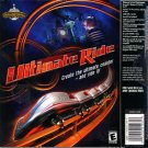 Ultimate Ride CD-ROM for Windows 95/98/Me/XP - NEW CD in SLEEVE