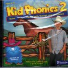 Kid Phonics 2 (Ages 6-9) CD-ROM for Windows - NEW in JC