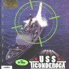 USS Ticonderoga CD-ROM for Windows 95 - NEW CD in SLEEVE