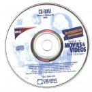 Blockbuster Movies & Video Guide 2nd Ed. PC-CD - NEW CD in SLEEVE