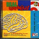 Real Genius PC CD-ROM for Windows 3.1/95/98 - NEW CD in SLEEVE