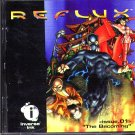 """REFLUX Issue 1 """"The Becoming"""" CD-ROM for PC- NEW in SLV"""