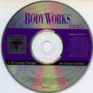BodyWorks 6.0 CD-ROM for Windows - NEW CD in SLEEVE