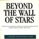 Beyond The Wall Of Stars CD-ROM for Win/Mac - NEW CD in SLEEVE