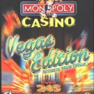 Monopoly Casino Vegas Edition PC CD-ROM for Windows - NEW CD in SLEEVE