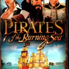 Pirates of the Burning Sea PC (2DVDs) for Windows XP/Vista - NEW DVDs in SLEEVE