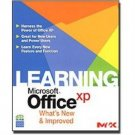 Learning Microsoft Office XP CD-ROM for Windows - NEW CD in SLEEVE