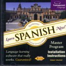 Learn SPANISH Now! v 7.0 (2CDs) for Win/Mac - NEW CDs in SLEEVE