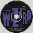 MPC Wizard v2.04 CD-ROM for Windows - NEW CD in SLEEVE