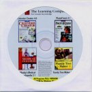 PhotoFinish 4.1 + 3 MORE TITLES PC-CD for Windows - NEW CD in SLEEVE