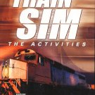 TRAIN SIM: The Activities PC CD-ROM - NEW Sealed BOX