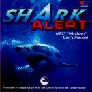 Shark Alert CD-ROM for Windows - NEW CD & MANUAL in SLEEVE