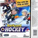 Backyard NHL HOCKEY CD-ROM for Windows - NEW CD in SLEEVE