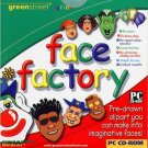 Face Factory CD-ROM for Windows - NEW CD in SLEEVE