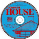 Complete House PC-CD-ROM Windows - NEW CD in SLEEVE
