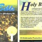The Holy Bible CD-ROM for Windows - NEW CD in SLEEVE
