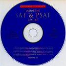 INSIDE THE SAT PSAT & ACT DELUXE (2CDs) for Win/Mac - NEW CDs in SLEEVE